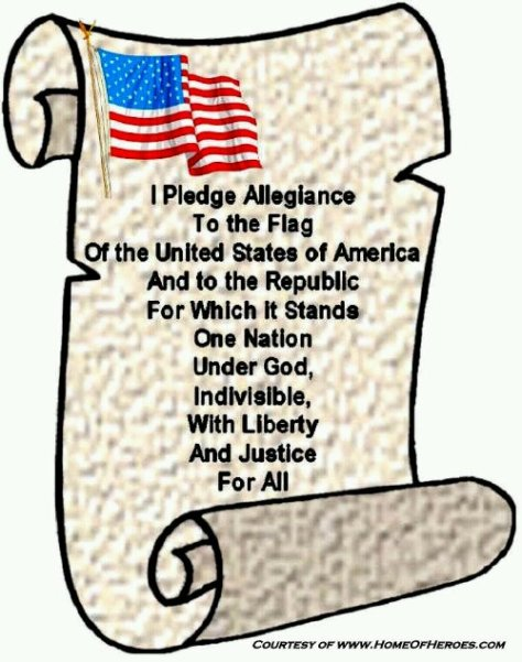 the meaning behind the united states pledge of allegiance